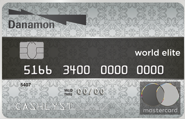 Review: Kartu Kredit Danamon World Elite MasterCard
