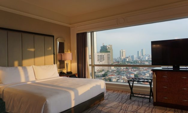 Hotel Review: JW Marriott Surabaya