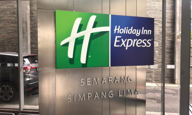 Hotel Review: Holiday Inn Express Semarang Simpang Lima