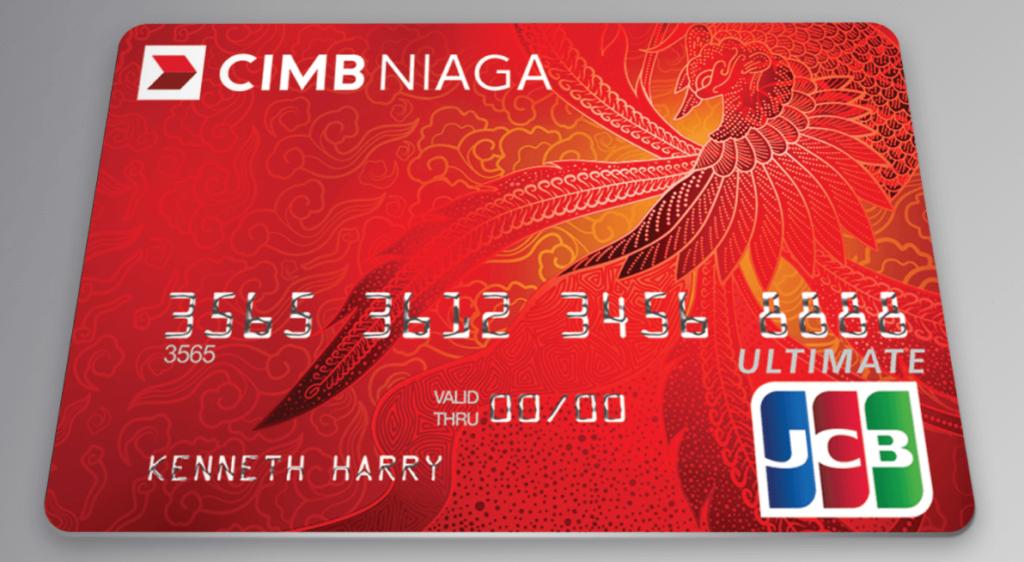CIMB Niaga JCB Ultimate